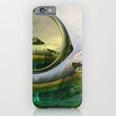 Slipping thru time like sun rays on glass iPhone 6s Slim Case