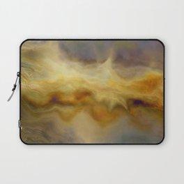 Golden Arrival: Emerging Hope Laptop Sleeve