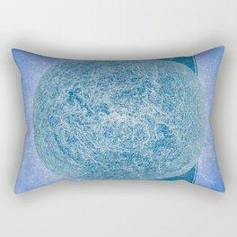 crinkle wrinkle Rectangular Pillow