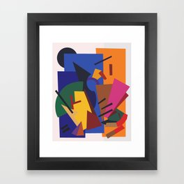 FORGOTTEN THINGS Framed Art Print