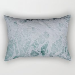 Wonderful Waves Rectangular Pillow