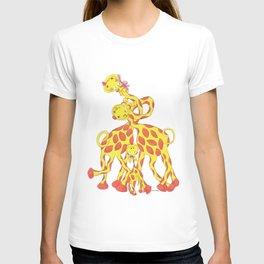 Animals - Giraffes Wanna Love T-shirt
