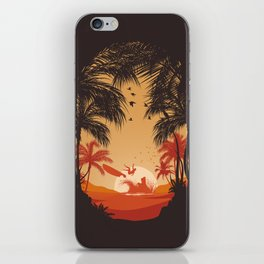 Summertime Madness iPhone Skin