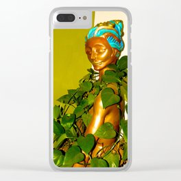 """""""Undine IV"""" by ICA PAVON Clear iPhone Case"""