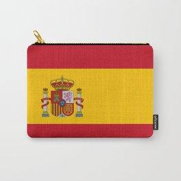 Flag of spain-spain,flag,flag of spain,espana,spanish,espanol,Castellano,Madrid,Barcelona, Carry-All Pouch