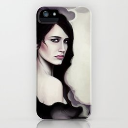 Little Scorpion - Eva Green iPhone Case