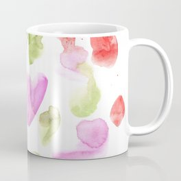 170722 Colour Living 20  |Modern Watercolor Art | Abstract Watercolors Coffee Mug