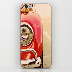 PUNCH ! iPhone & iPod Skin