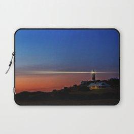 Low Head Lighthouse. Laptop Sleeve