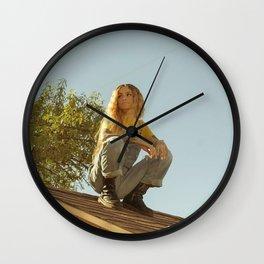 Kehlani 8 Wall Clock
