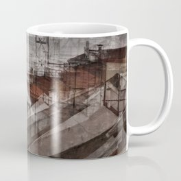 Deconstruction #22 Coffee Mug