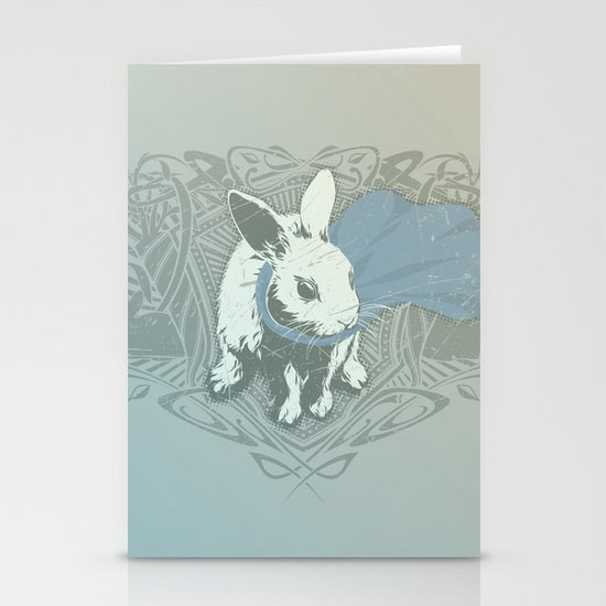 Fearless Creature: Rabz Stationery Cards