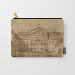 The castle Carry-All Pouch