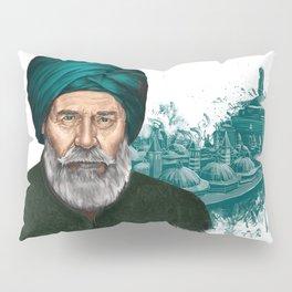 portrait çoban mustafa paşa Pillow Sham