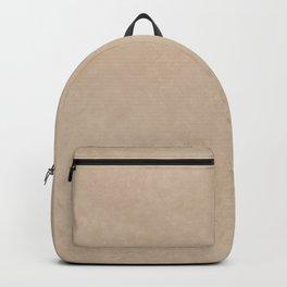 Pantone Hazelnut, Liquid Hues, Abstract Fluid Art Design Backpack