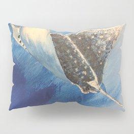 Manta ray Pillow Sham