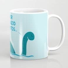 Monster Issues - Nessie  Mug