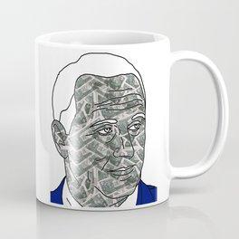 ORDINARY KIWI BLOKE PART I: JK $ NZ Coffee Mug