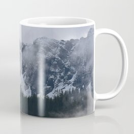 Gray morning in Squamish Coffee Mug