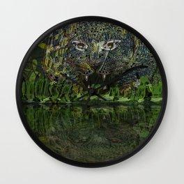 JUNGLE / Cheetah Wall Clock