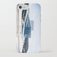 oslo iPhone & iPod Cases featuring Oslo - Opera by Linéa Lønhøiden