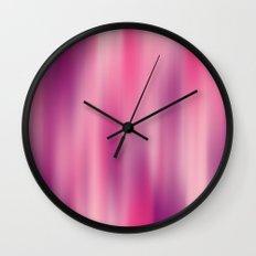 Purple Rain. Wall Clock