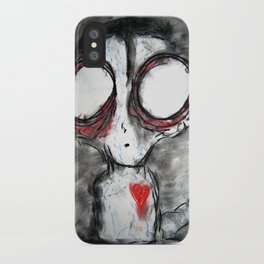 Bug Eyed Oddity iPhone Case