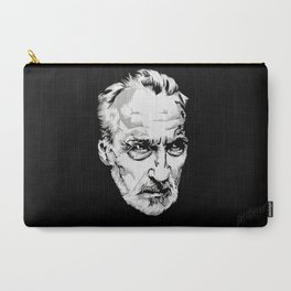 Sir Christopher Lee Carry-All Pouch