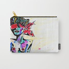 Bondage Watercolor Carry-All Pouch