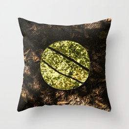 Reflections, Eight Throw Pillow