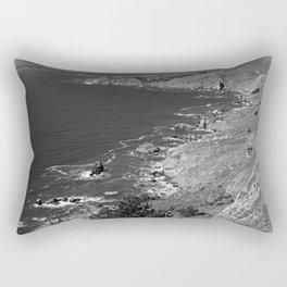 Cruisin the Coast Rectangular Pillow