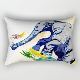 Gift of Crown Rectangular Pillow