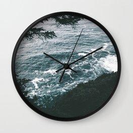 Oregon Coast VIII Wall Clock