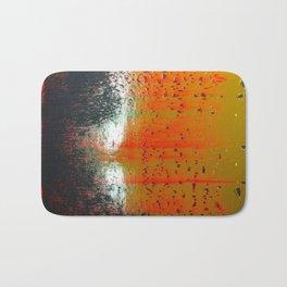 Bio-morphic Acid Wash Bath Mat