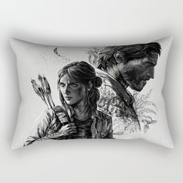The Last of Us Part II Rectangular Pillow