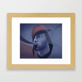 The Intervention Framed Art Print