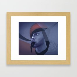 The Intervention Framed Art Print