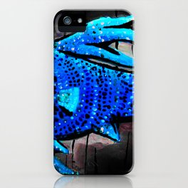 Speckled Guppy iPhone Case