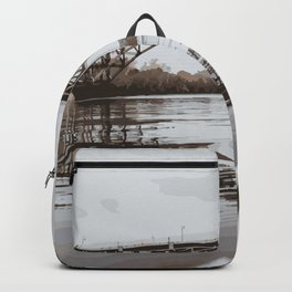 Small Town Snapshot Backpack