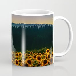 Sunflower Hill Coffee Mug