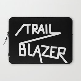 Trailblazer B&W Laptop Sleeve