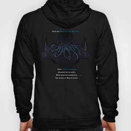 Dweller in the Darkness (7 Lords of Fear) Hoody
