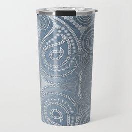 BluePaisley Travel Mug