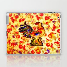 RADIANT ROOSTER - 074 Laptop & iPad Skin