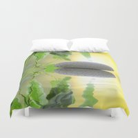 stone Duvet Covers featuring Stone by pf_photography