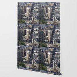 Flatiron from above. Wallpaper
