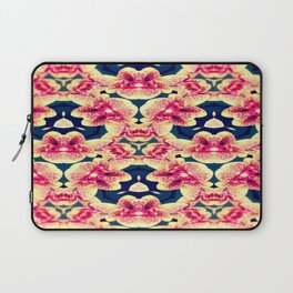 Kaleidoscope Orchids Laptop Sleeve