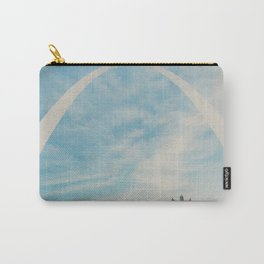 the gateway to the west ... Carry-All Pouch