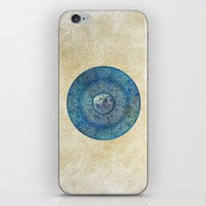 Earth Mandala iPhone Skin