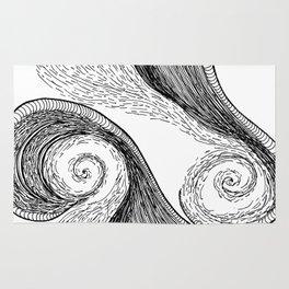 Oceanic Rage Rug